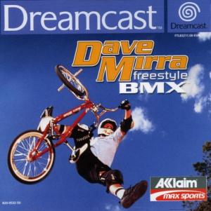 Dave Mirra Freestyle BMX sur DCAST