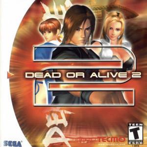 Dead or Alive 2 sur DCAST
