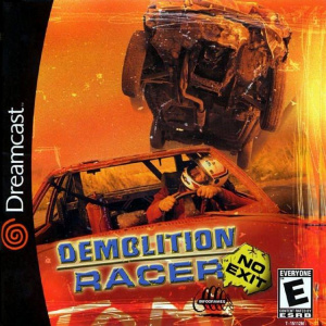 Demolition Racer : No Exit sur DCAST