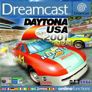 Daytona USA 2001 sur DCAST