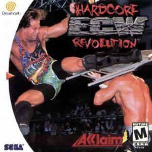 ECW Hardcore Revolution sur DCAST