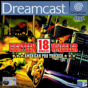 18 Wheeler American Pro Trucker sur DCAST