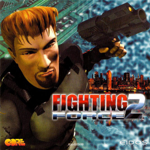 Fighting Force 2 sur DCAST