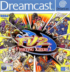 Fighting Vipers 2 sur DCAST