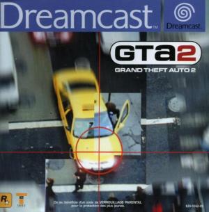 Grand Theft Auto 2 sur DCAST
