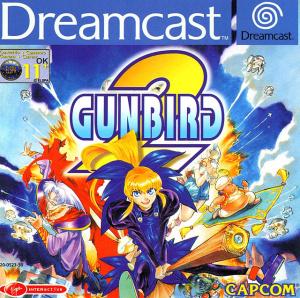 Gunbird 2 sur DCAST