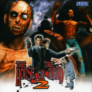 The House of the Dead 2 sur DCAST