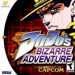 JoJo's Bizarre Adventure sur DCAST