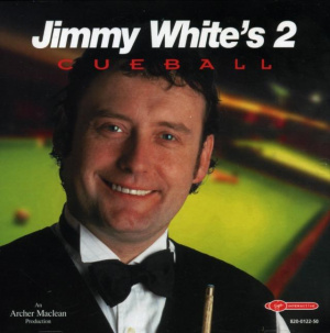 Jimmy White's 2 : Cueball