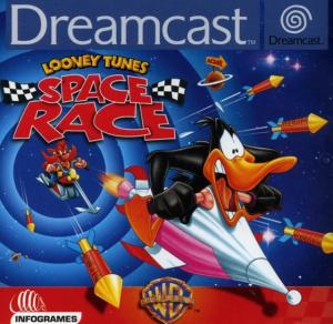 Looney Tunes Space Race sur DCAST