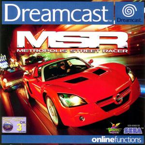 Metropolis Street Racer sur DCAST