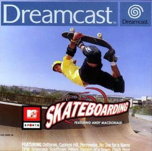MTV Sports Skateboarding sur DCAST