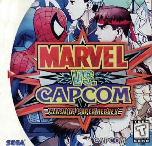 Marvel vs. Capcom : Clash of the Super Heroes sur DCAST