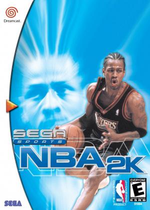 NBA 2K sur DCAST