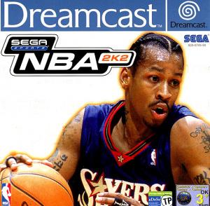 NBA 2K2 sur DCAST