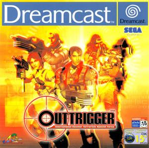 Outtrigger sur DCAST