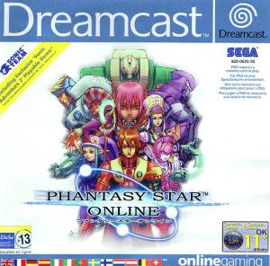 Phantasy Star Online sur DCAST