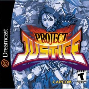 Project Justice sur DCAST