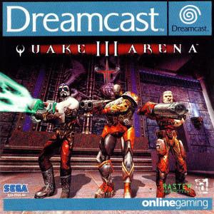 Quake III Arena sur DCAST
