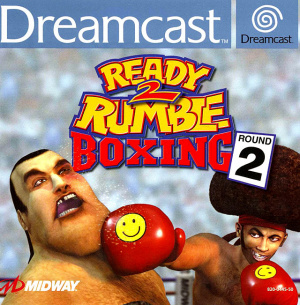 Ready 2 Rumble Boxing Round 2 sur DCAST