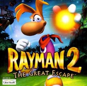 Rayman 2 : The Great Escape sur DCAST