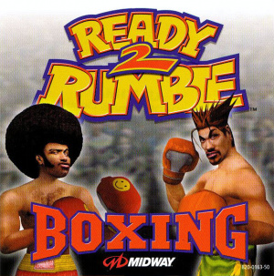 Ready 2 Rumble Boxing sur DCAST