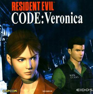 Resident Evil : Code : Veronica sur DCAST