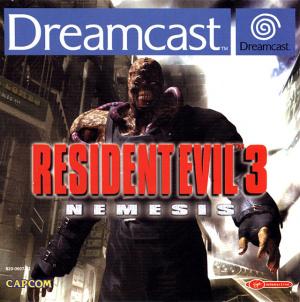 Resident Evil 3 : Nemesis sur DCAST