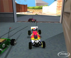 Screenshots de Re-volt... pour Dreamcast