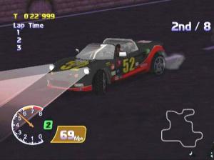 Roadsters sur consoles
