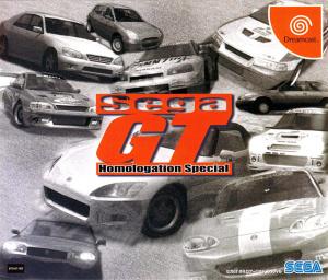 Sega GT sur DCAST