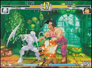 Street Fighter 3 Third Strike
