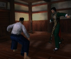 48ème - Shenmue / Dreamcast (2000)