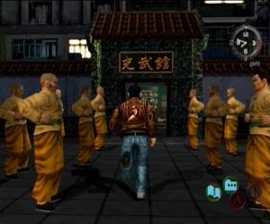 Les maîtres en arts martiaux