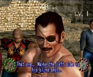 Le disciple de Virtua Fighter