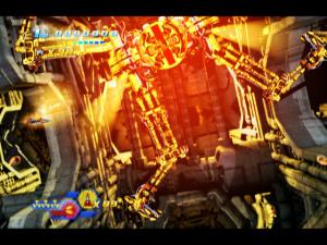 Sturmwind : un nouveau shoot'em up sur Dreamcast