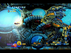 Sturmwind : un nouveau shoot'em up sur Dreamcast