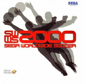 Sega Worldwide Soccer 2000 sur DCAST