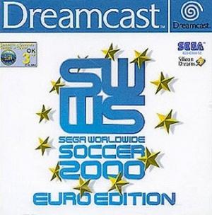 Sega Worldwide Soccer 2000 : Euro Edition sur DCAST