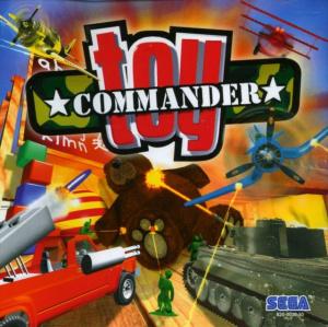 Toy Commander sur DCAST