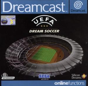 UEFA Dream Soccer sur DCAST