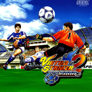 Virtua Striker 2 ver.2000.1