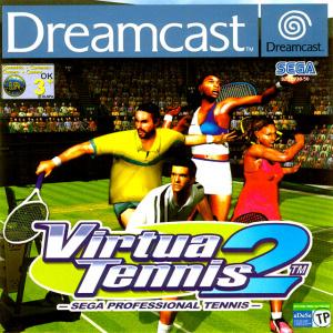 Virtua Tennis 2 sur DCAST