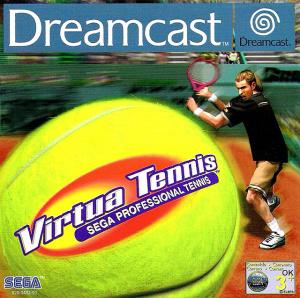 Virtua Tennis sur DCAST