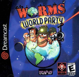 Worms World Party sur DCAST