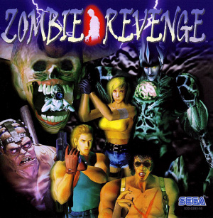 Zombie Revenge sur DCAST