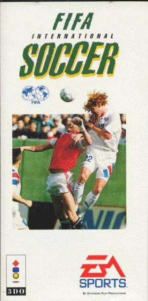 FIFA International Soccer sur 3DO