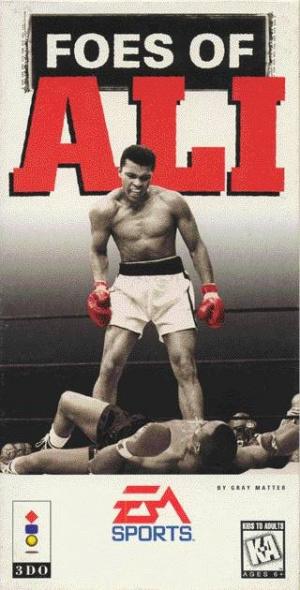 Foes of Ali sur 3DO