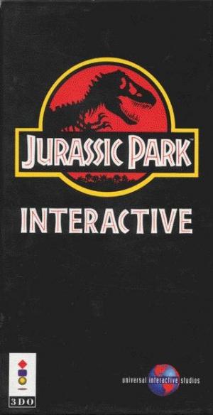 Jurassic park interactive sur 3do - Jeux de jurassic park 3 ...