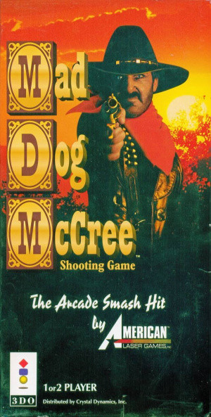 Mad Dog McCree sur 3DO